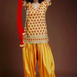 latest patiala trouser