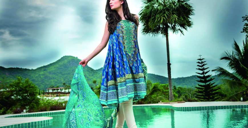 Gul Ahmed Collection For Summer