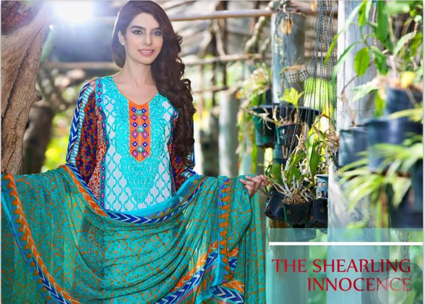 Original Rana art Summer lawn 2016
