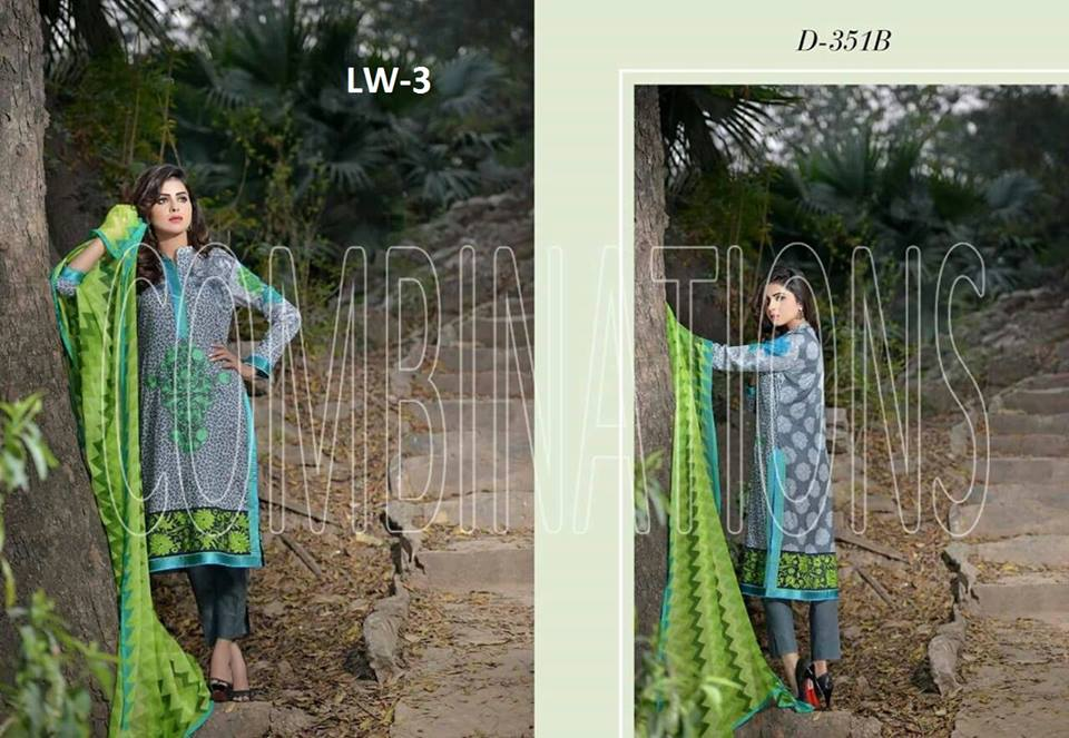 Lawn Suits Available on Sale
