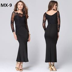 Maxi ,Gown and Chiffon Dress