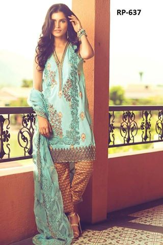 Mina Hasan Lawn 2016 Collection