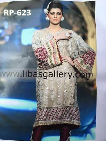 Zainab Chottani Master Replica Dress.