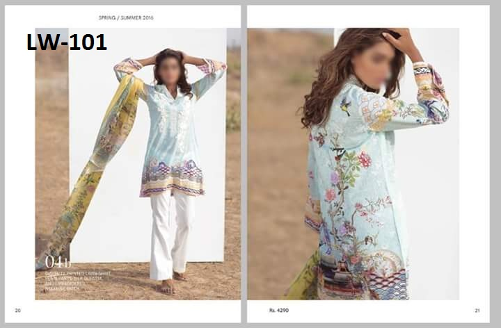 COCO Lawn Latest Designs Collection