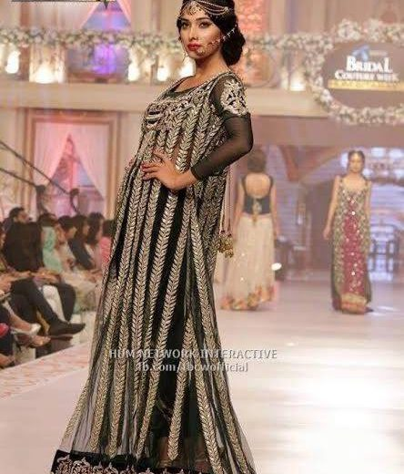 Zainab Chottani Party Wear 2016
