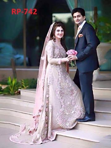 Zainab Chottani Bridal Dresses Collection 2016