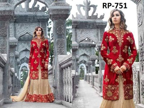 Latest Elan Bridal Dress