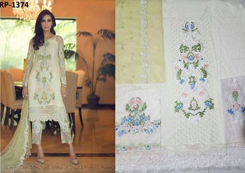 Latest Pakistani Dress