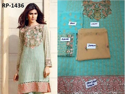Stylish Pakistani Dress For Girls