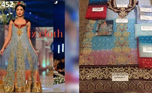 Tabassum Mughal Latest Bridal Collection 2016-17
