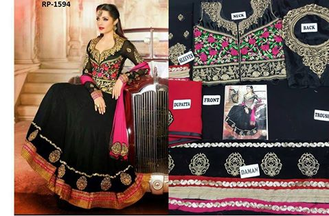 Indian Designer Wear Dress