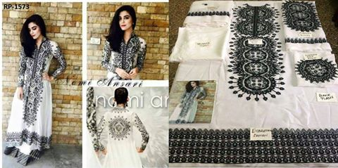 Nomi Ansari Chiffon Now Available