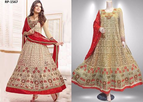 SPECIAL ANARKALI INDIAN STITCHED Suit NOW AVAILABLE