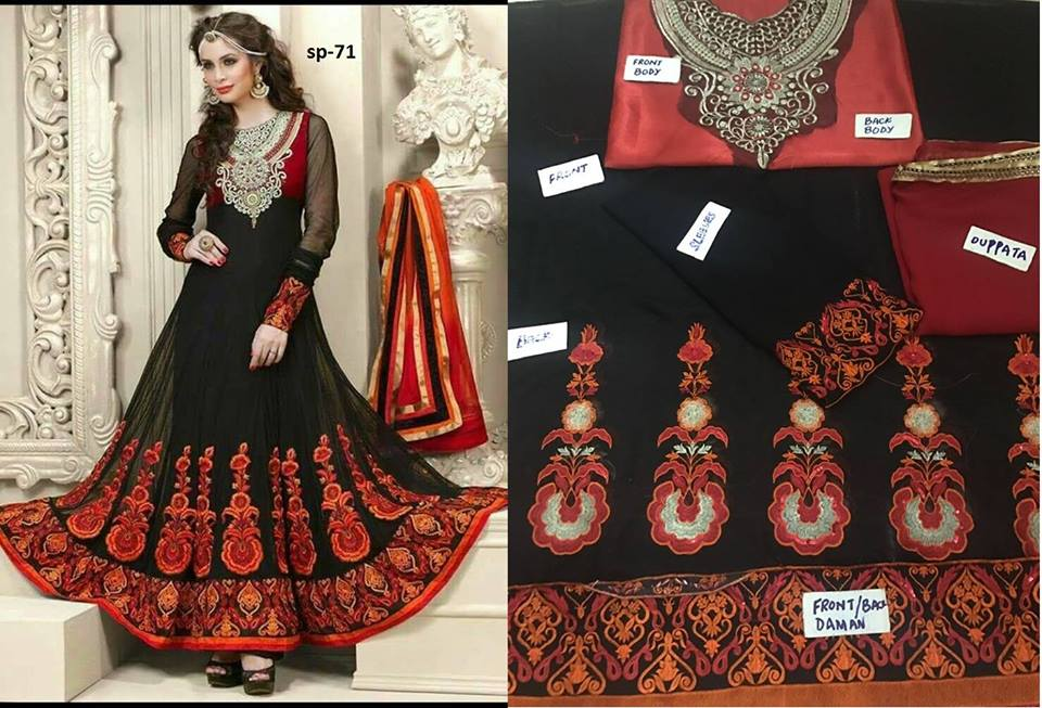 Latest Indian Party Wear Dress