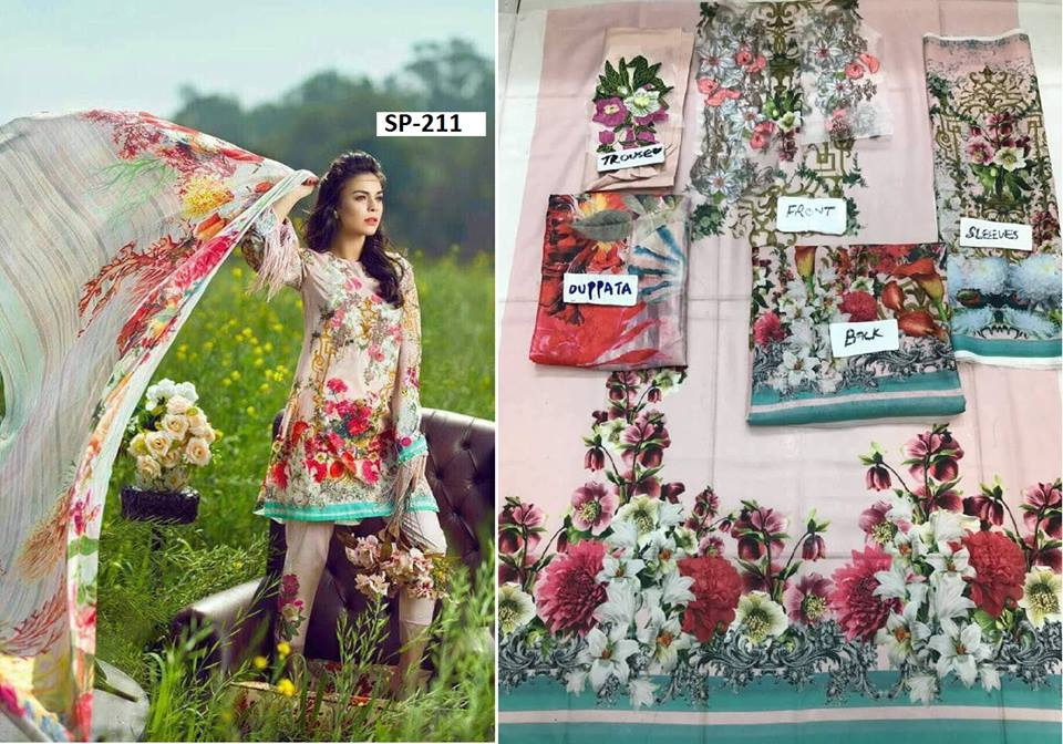 Asifa Nabeel Latest Lawn Collection