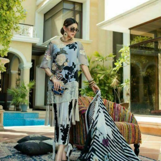 Erum Khan Latest Silk Collection 2017