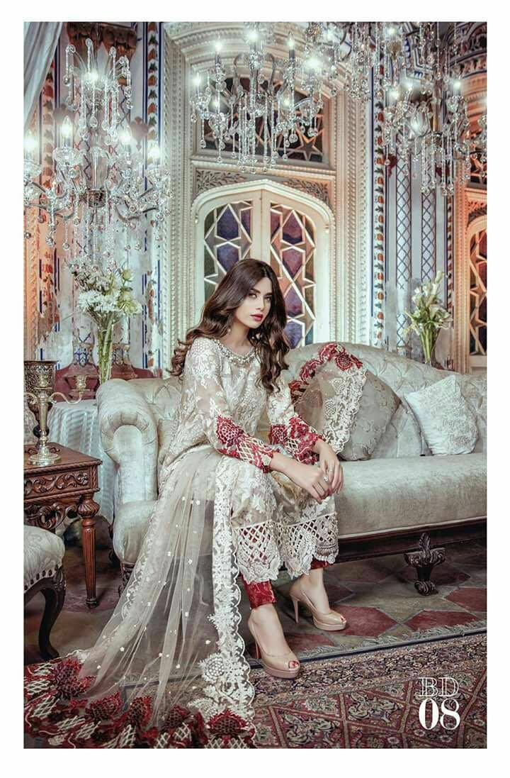 Maria B Party Dress 2017 Pakistani Dresses Marketplace