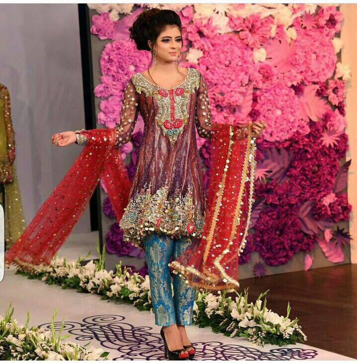 Kashee party wear Collection 2017