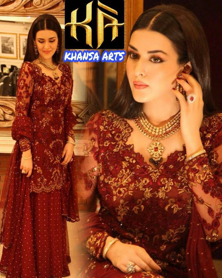 Khansa latest Collection 2017