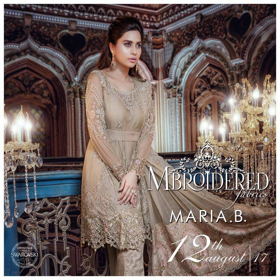Maria b Wedding Collection 2017