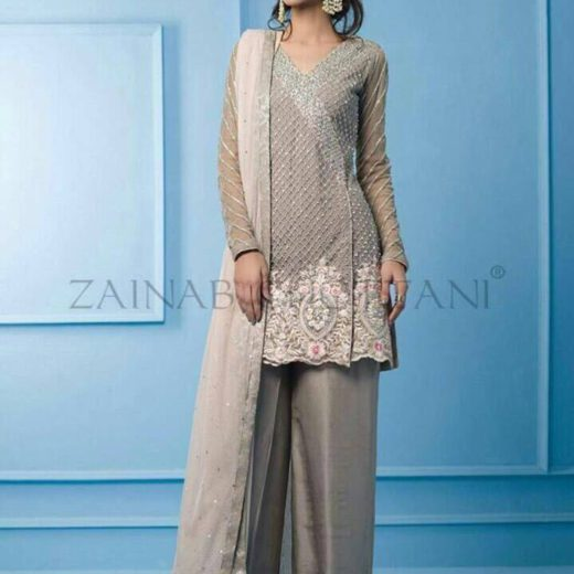 Zainab chottani latest collection 2018