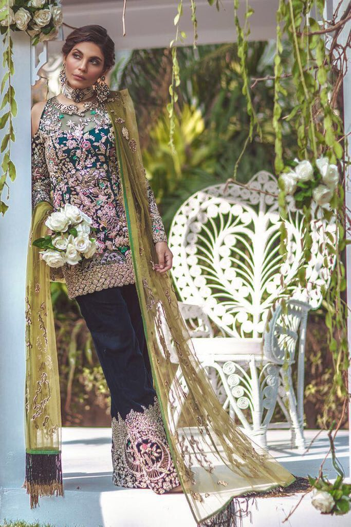 ELAN BRIDAL Latest COLLECTION 2018