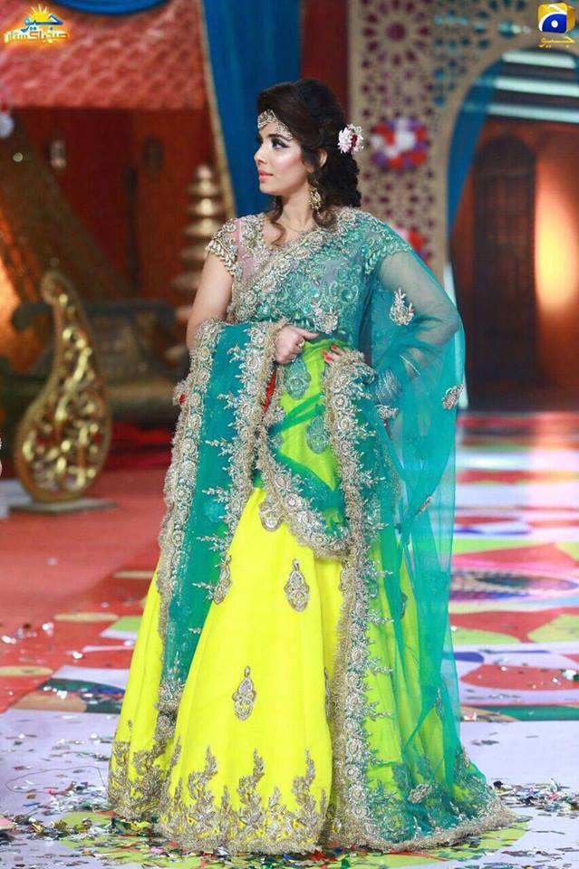 Kashi bridal party wear collection pakistani dresses for Post wedding party dress