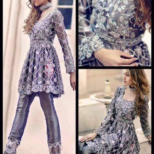 Zainab Chottani Party Wear Collection 2018