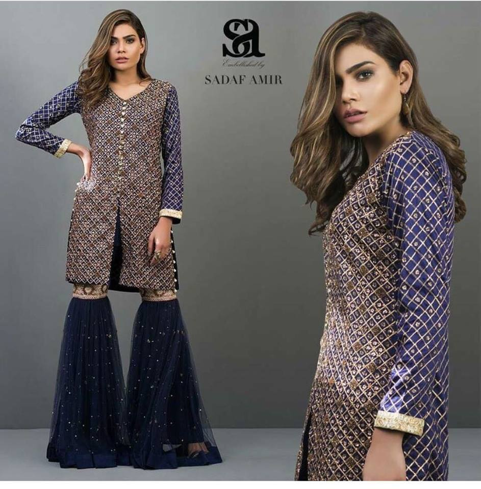 Sadaf Amir New Collection 2018