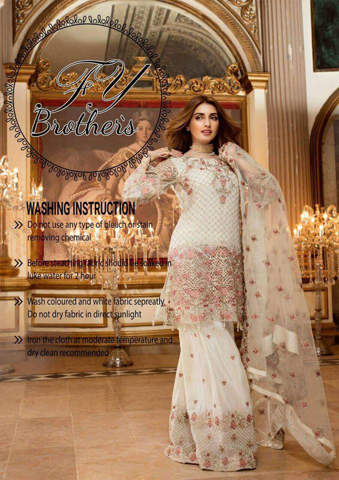 Latest Chiffon Collection 2018