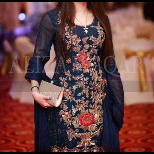 Aliza Waqar New Dress collection 2018