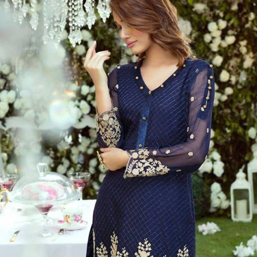 Hina Altaf New Dress 2018