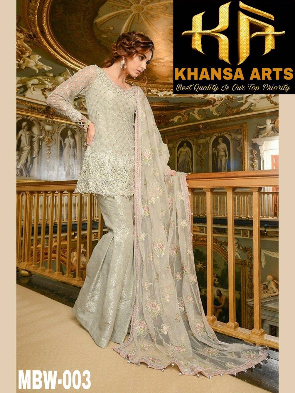 Maria b wedding dress 2018 pakistani dresses marketplace for Where to shop for dresses to wear to a wedding