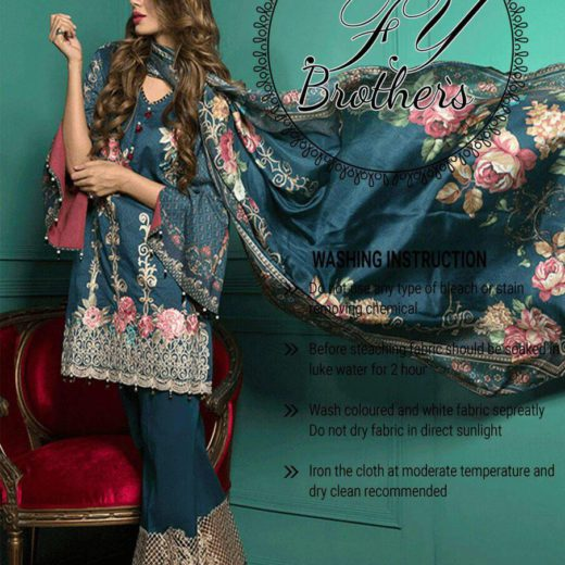 RangRasiya Carnation Collection 2018