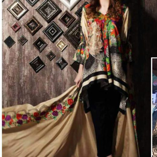 Charizma Digital Linen Collection 2018