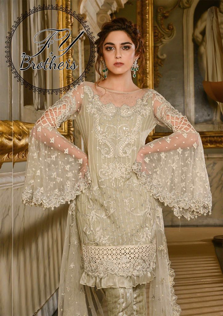 Maria B Wedding Collection 2018