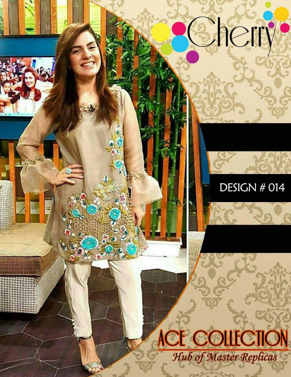 Rozina Munib Latest Collection 2018