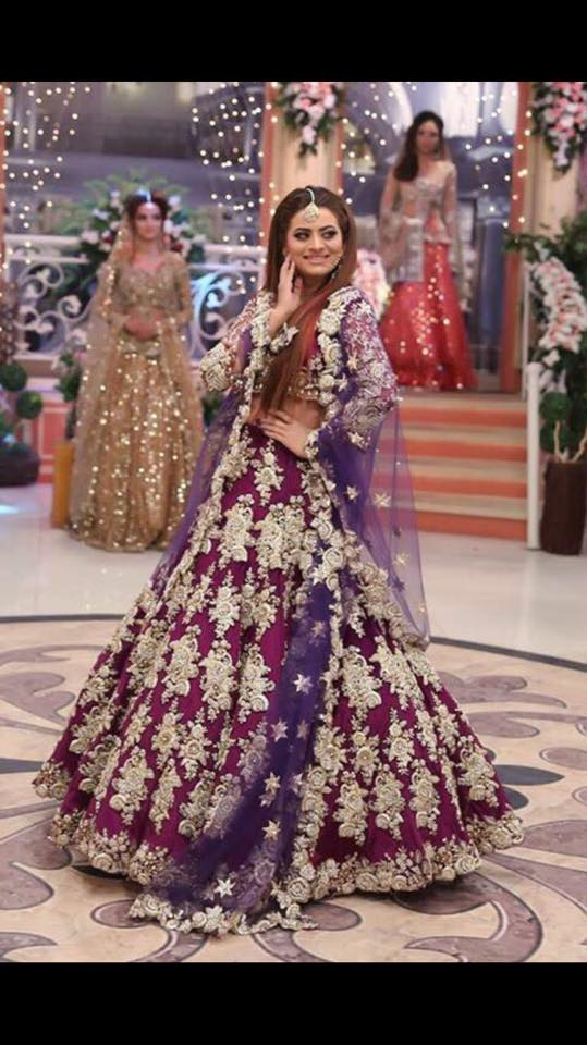 Kashee Bridal Dress 2018