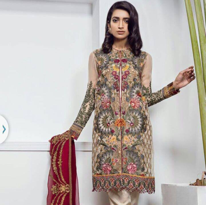 Barouq Chiffon Collection 2018
