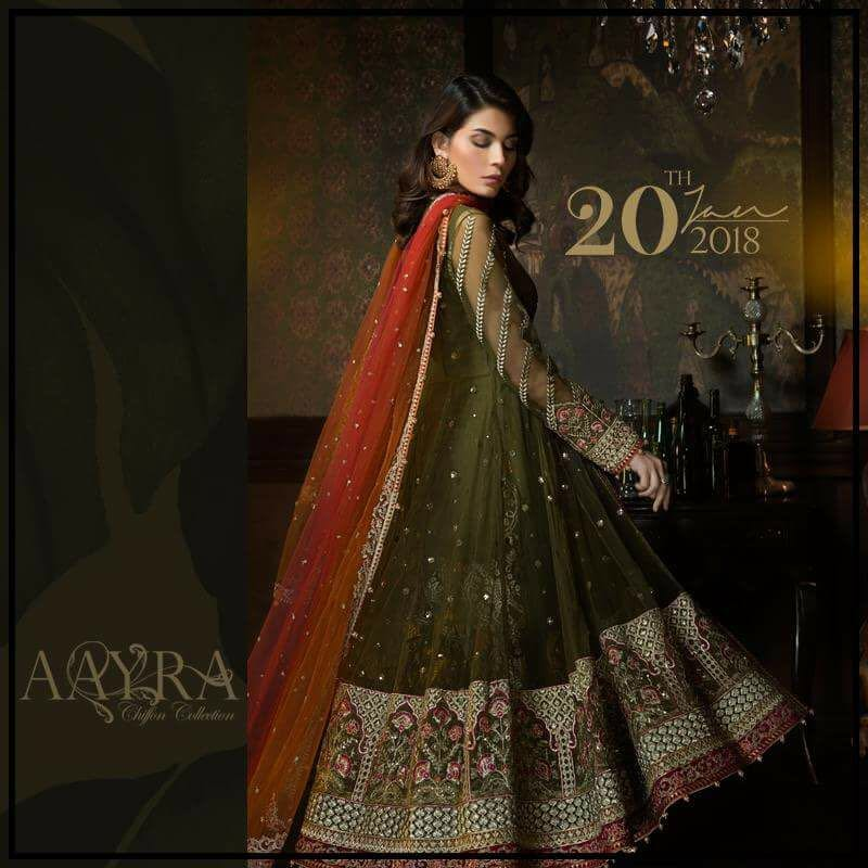 Aayra Wedding Collection 2018