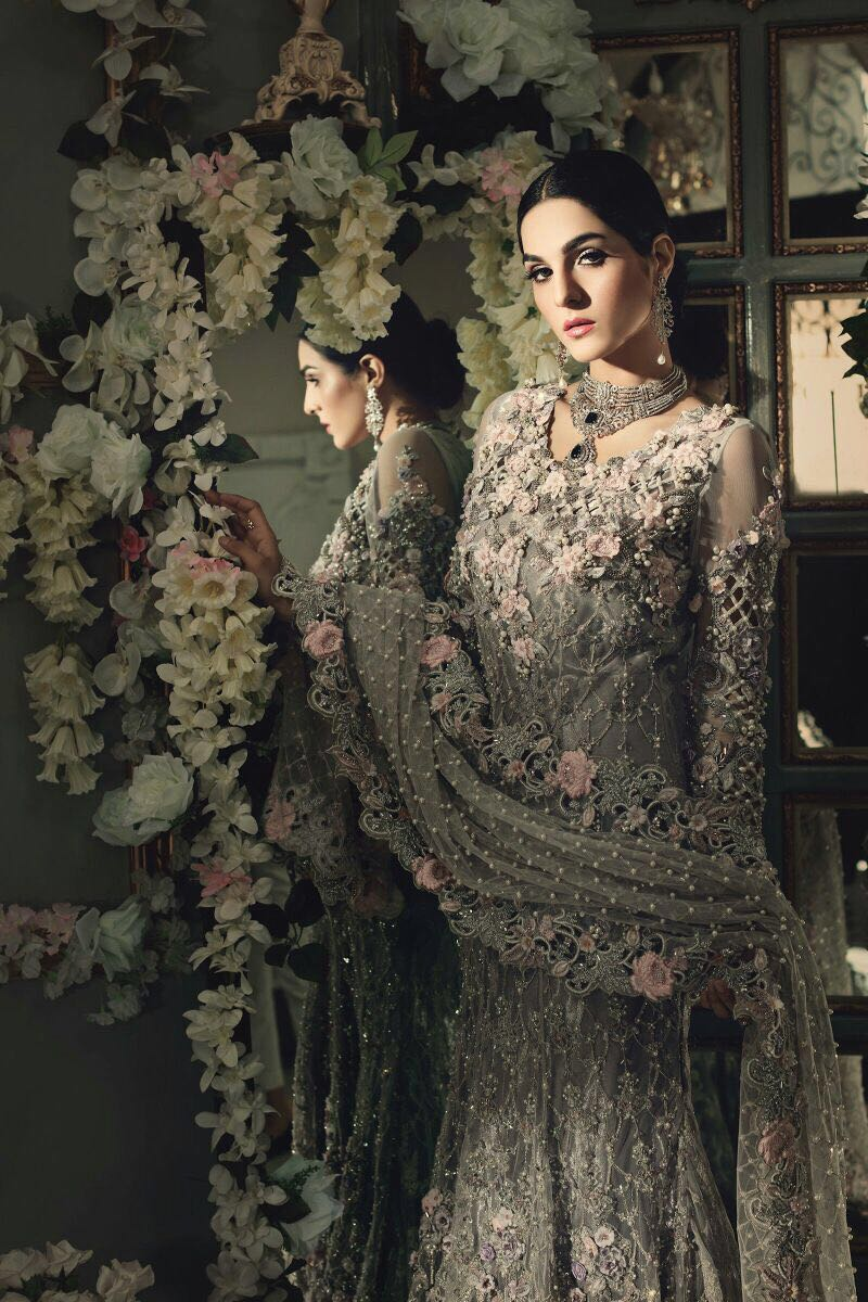 Maria B Bridal Luxury Collection 2018 Pakistani Dresses Marketplace