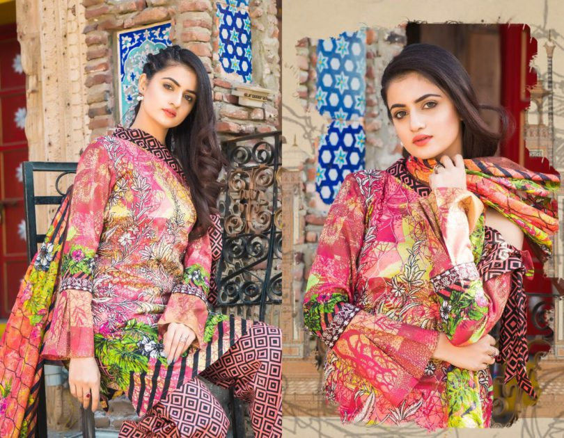 MOOSAJEE Spring Summer Jacquard Broshia Collection 2018