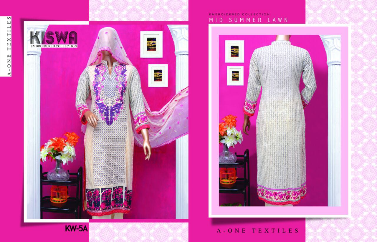 Kiswa Original Lawn Vol 1 2018