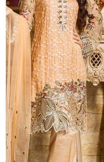 Maryams Chiffon Suit 2018
