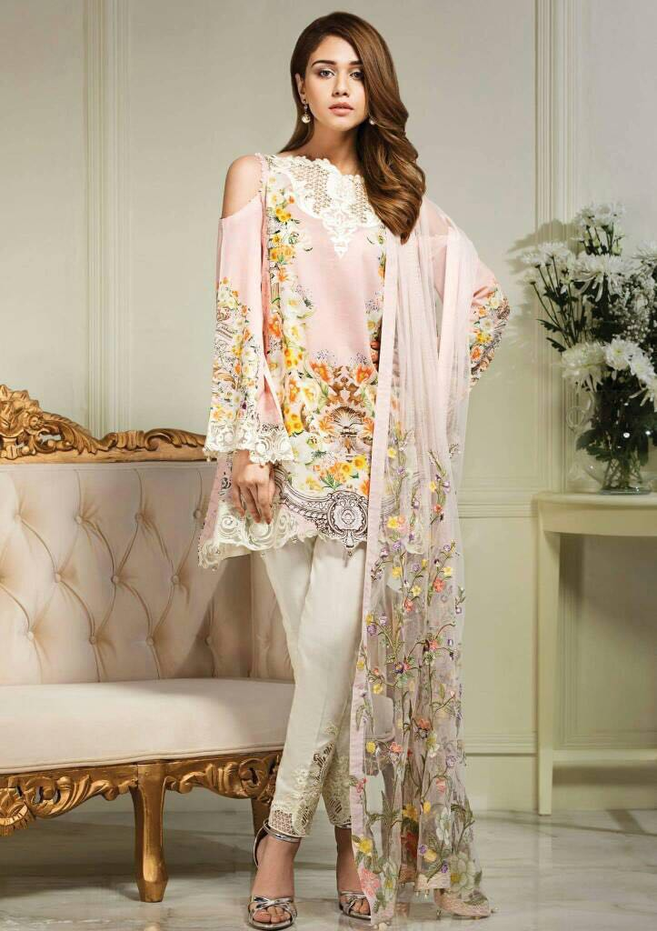 Annaya New Designer 2018 Pakistani Dresses Marketplace