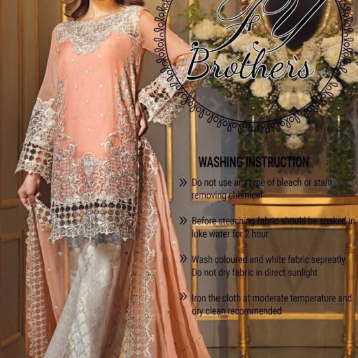 Annaya Chiffon Collection 2018