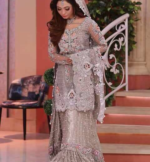 Irfan Ahsan Bridal Collection 2018