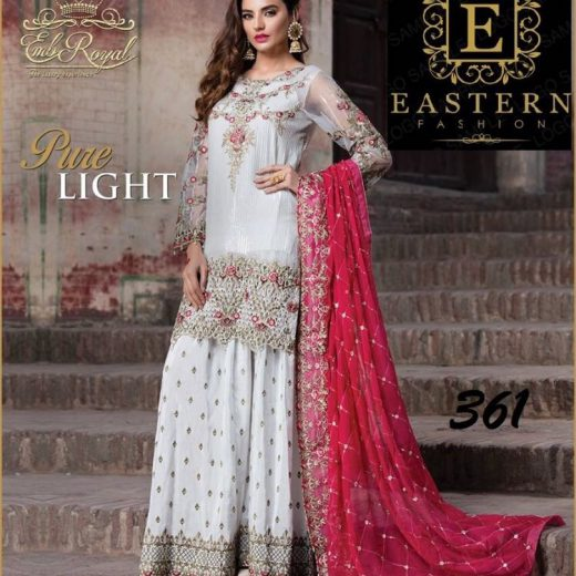 Emb Royal Luxury Chiffon 2018