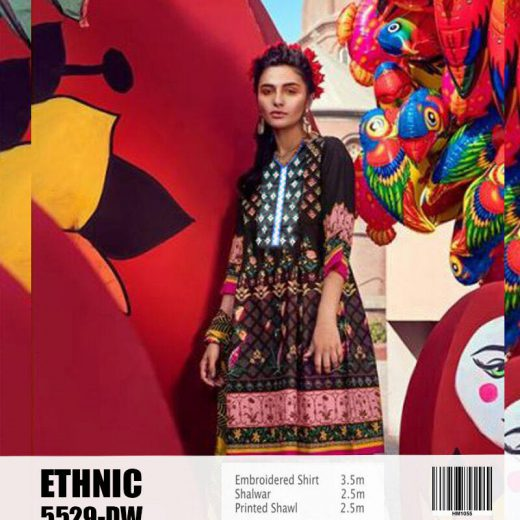 Ethnic Lawn Collection 2018