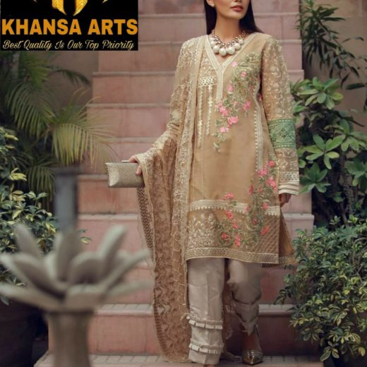 Kansa Arts Lawn Collection 2018